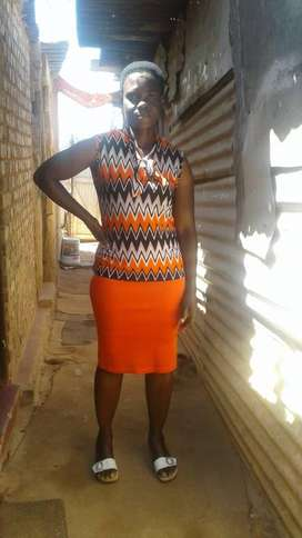 Experienced ZIM nanny/maid needs live in or out work