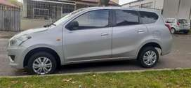 DATSUN GO+ SEVEN SEATER WITH SERVICE HISTORY