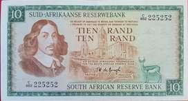 Buying Old South African Notes