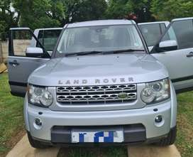Land Rover Discoverey 4 2010 model