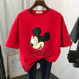 Oops Mickey Mouse Tshirts
