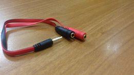 Кабель для AUX 3.5 Микрофон - Наушники