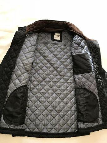 Мужская Стеганая демисезонная куртка размер М Херсон - изображение 5