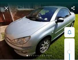 PEUGEOT 206 COMPLETE SPARES