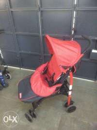 Fisher Price Stroller w/ rain cover, ex UK 0