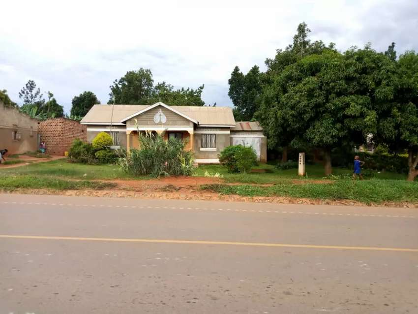 Commercial land for sale in Mukono 0