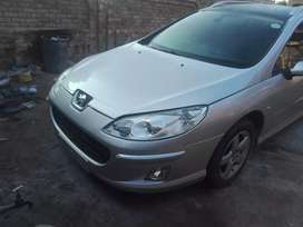 Am selling my Peugeot 407,2.0 Hdi.Immaculate and everyday driven.