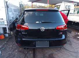Golf 7 for sale very good condition