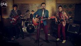 Кавер группа Ace Ventura, выступления на праздниках, корпоративах!