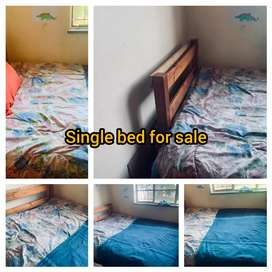 2 single bed's