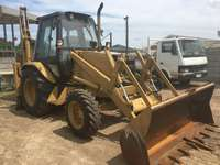 Image of TLB JCB very good condition 4x4