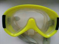 Маска для пірнання, плавання під водою