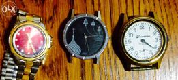 Наручные часы Слава / Камертон / Gucci / Seiko