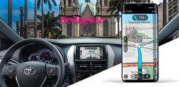 Установка навигатора, карт на телефон планшет iGO Navitel для туризма