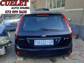 Ford Fiesta Now Stripping For Parts