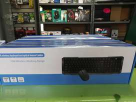 Wireless Keyboard and Mouse combos in stock