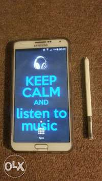 Image of Samsung galaxy note 3 for sale or to swop