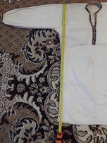 Сорочка вишита жіноча конопляна