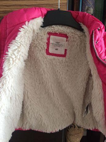 продам теплую курточку на девочку Днепр - изображение 2