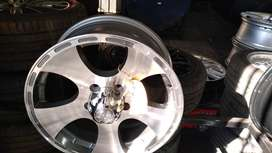 a set of 16 inches Rim
