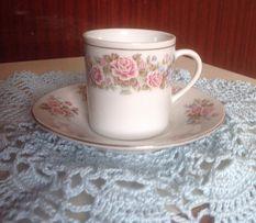 Набор фарфоровый/Кофейные чашки с блюдцами /фарфоровая посуда / фарфор