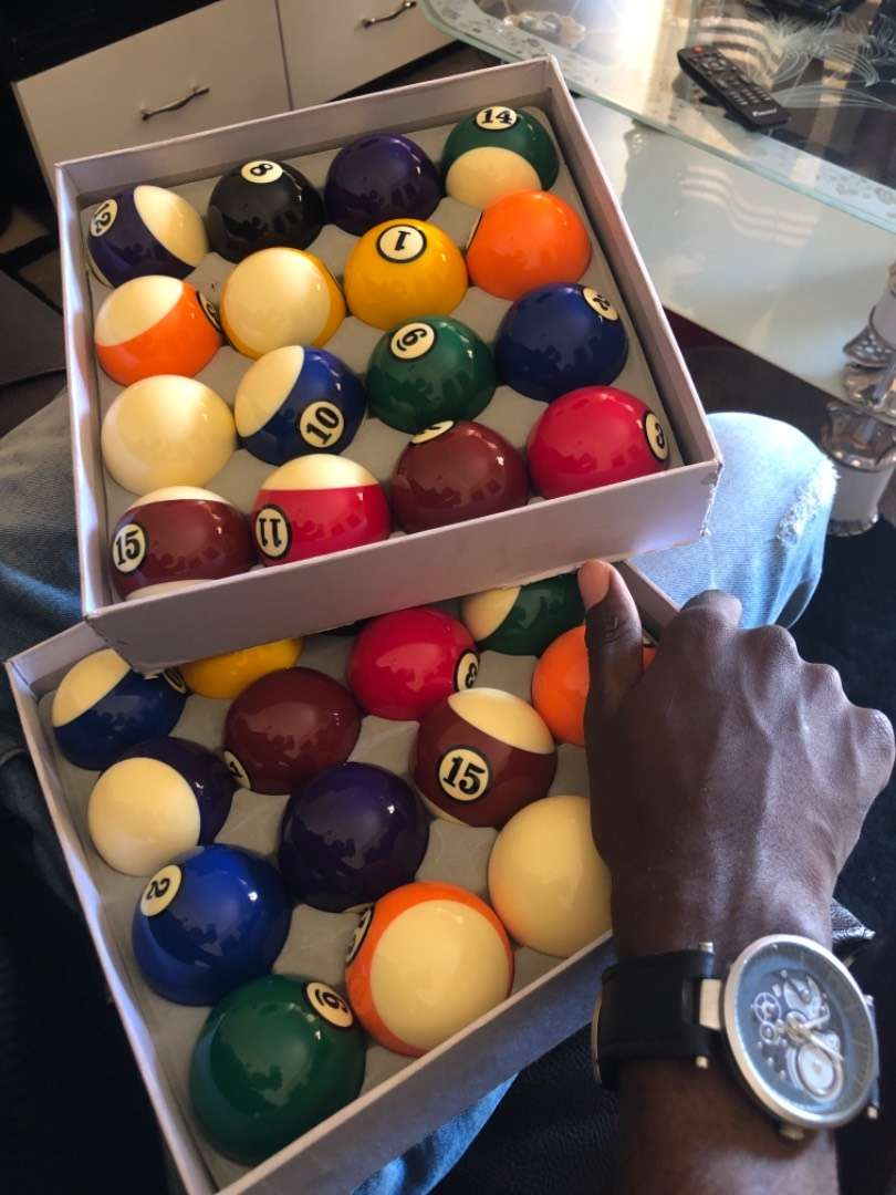 Professional Ball set 0