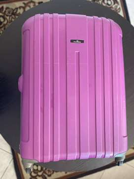TRAVELITE LARGE TROLLEY SUITCASE