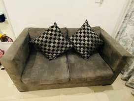 2 Seater Couch + Table