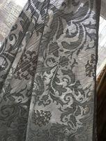 ткань шторы тюль
