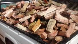 Firewood for sale perfect for fireplaces.