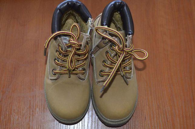 деми ботинки 28 размер Киев - изображение 4