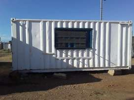 Shipping container 6 meters