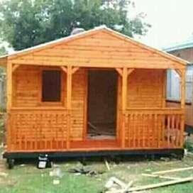 Bp  wooden house for sale