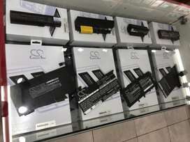 Laptop batteries, Cellphone batteries and Many more