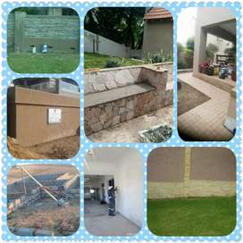 Home building and renovations