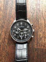 Bardzo elegancki zegarek męski Jacques Lemans