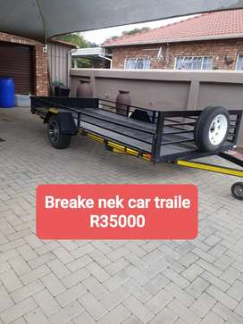 breake nek car trailer