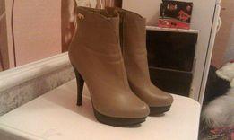 Весенние ботинки недорого