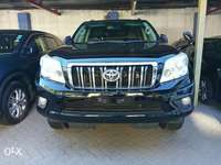 Toyota Prado with Leather seats n sunroof 0