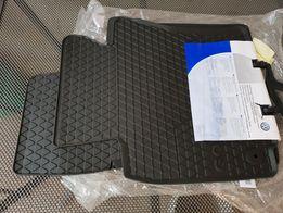Оригинал коврики в салон Golf V 5 VI 6 Plus 1K1061502A82V 1K006151282V