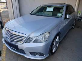 /2010 Mercedes-Benz E350 CDi Avantgarde Auto-Only 186500k-R179900