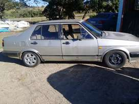 Jetta 2 5speed 1.6 original body