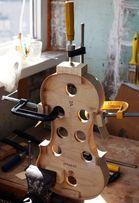 Ремонт и изготовление скрипок