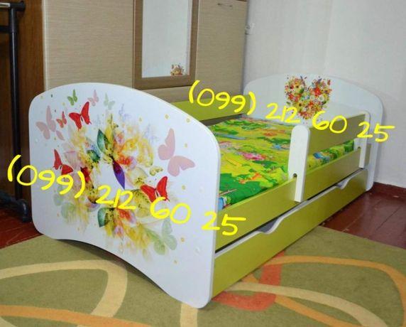 Детская кровать! Съемный защитный бортик! Бесплатная доставка! Одесса - изображение 4