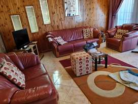 Lounge suite and dining room set for sale!