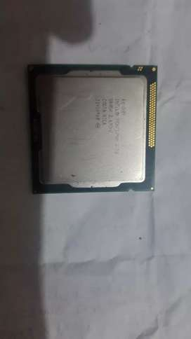 Pentium Cpu 3rd gen lga 1155 works in 2nd gen as well