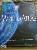 ilustrowany atlas swiata