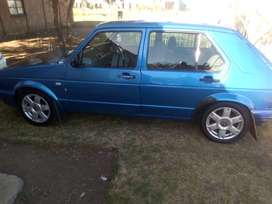 Selling my golf,it's a 2004 model in fair condition