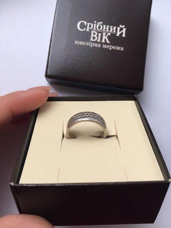 Серебренное кольцо Днепр - изображение 3