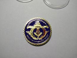 Монета Массонов